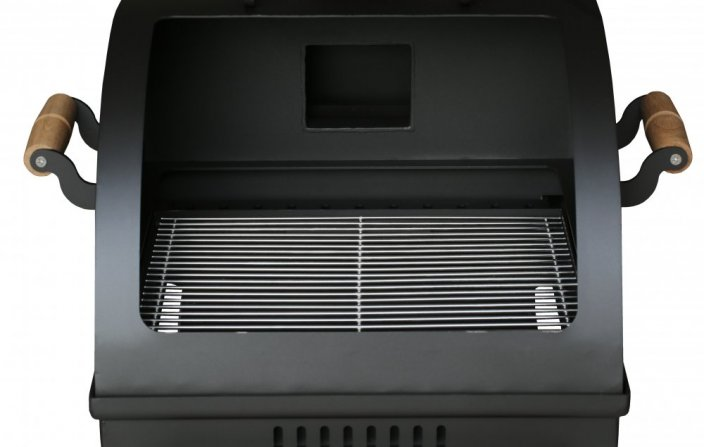 Barrow-Grill - variety with oven without shelves