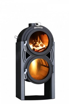 Glowing stoves - Chimney draught (Pa) - 12